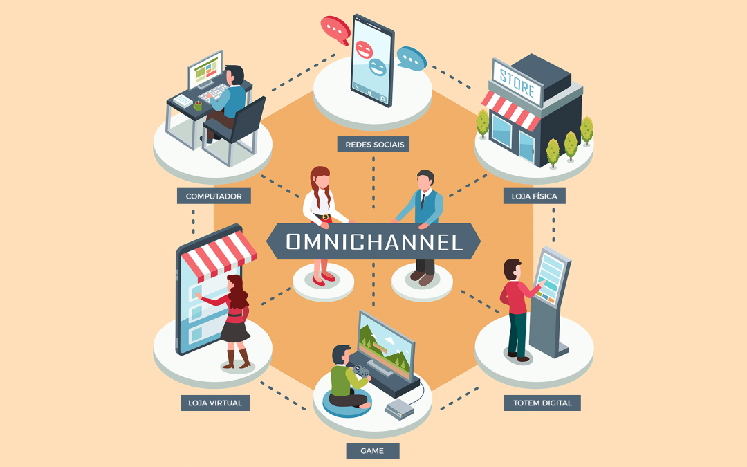 Por que sua empresa precisa estar adaptada ao Omnichannel?